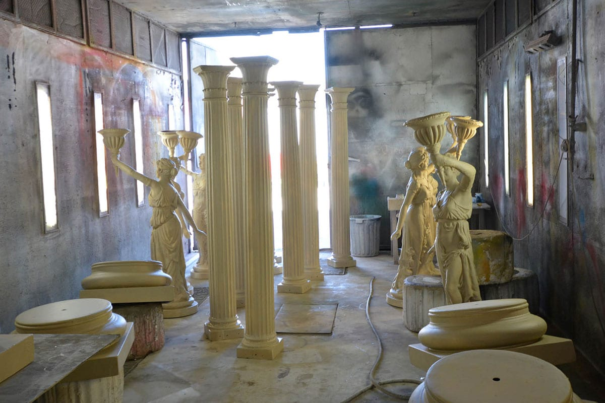 Scenic Art and Props